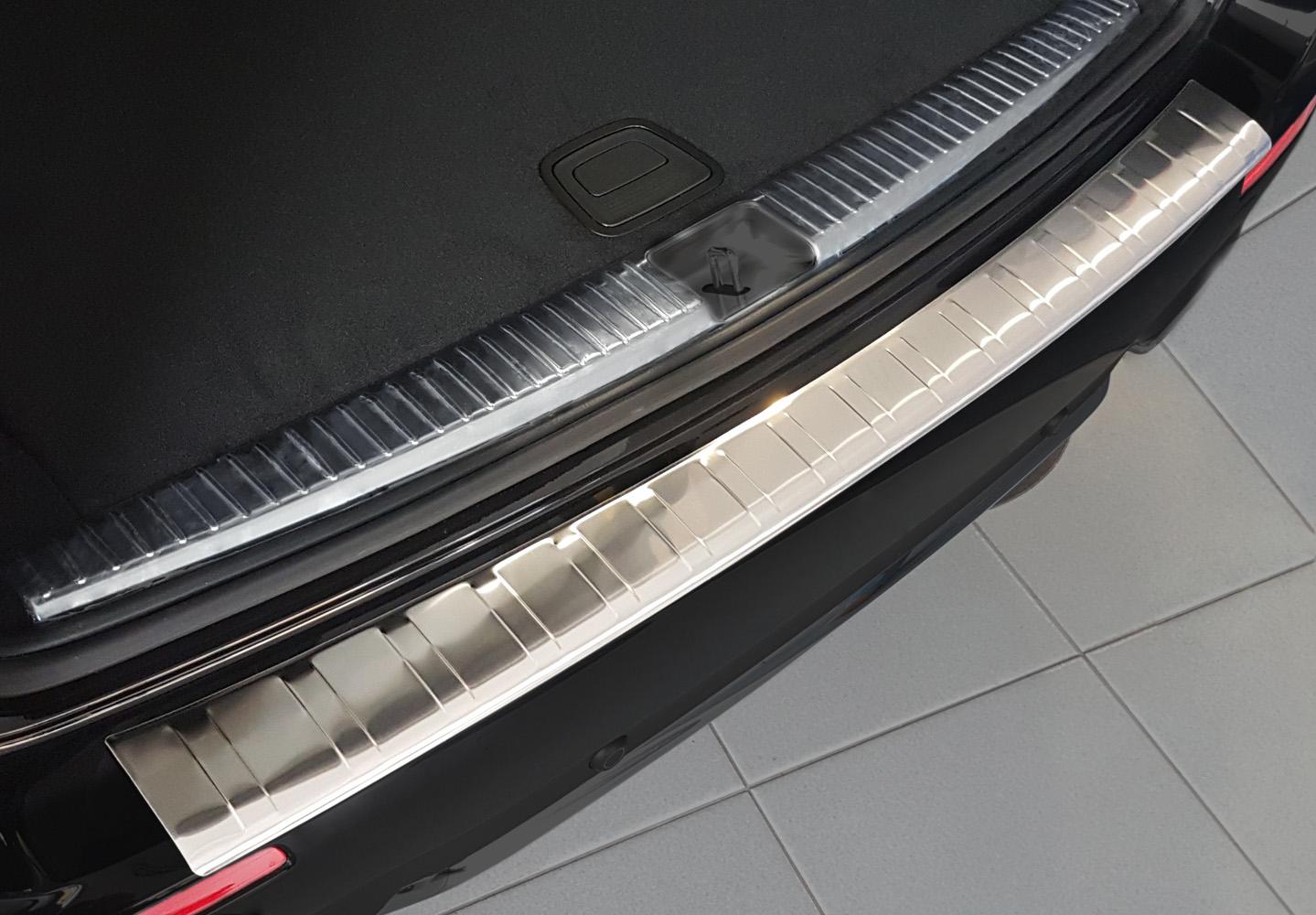 Ladekantenschutz für Mercedes E Klasse S213 T-Modell 2016-2020 Edelstahl B-Ware