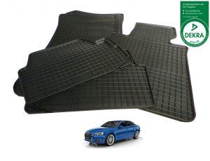 Gummimatten Audi A4 B9