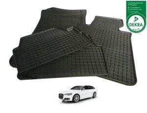 Gummimatten Audi A6 Avant 4G C7