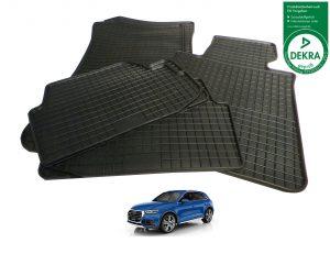 Gummimatten Audi Q5 FY 2017-