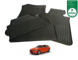 Gummimatten BMW 1er 2011-2019