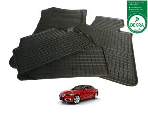 Gummimatten BMW 2er F22 Coupe