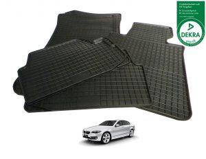 Gummimatten BMW 5er F10
