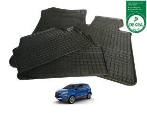 Gummimatten Ford EcoSport