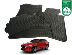 Gummimatten Mazda CX5 KF