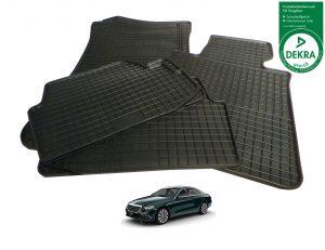 Gummimatten Mercedes E-Klasse Limousine 2016-