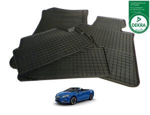 Gummimatten Opel Cascada