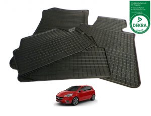 Gummimatten Opel Corsa E