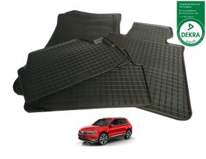 Gummimatten VW Tiguan AD1