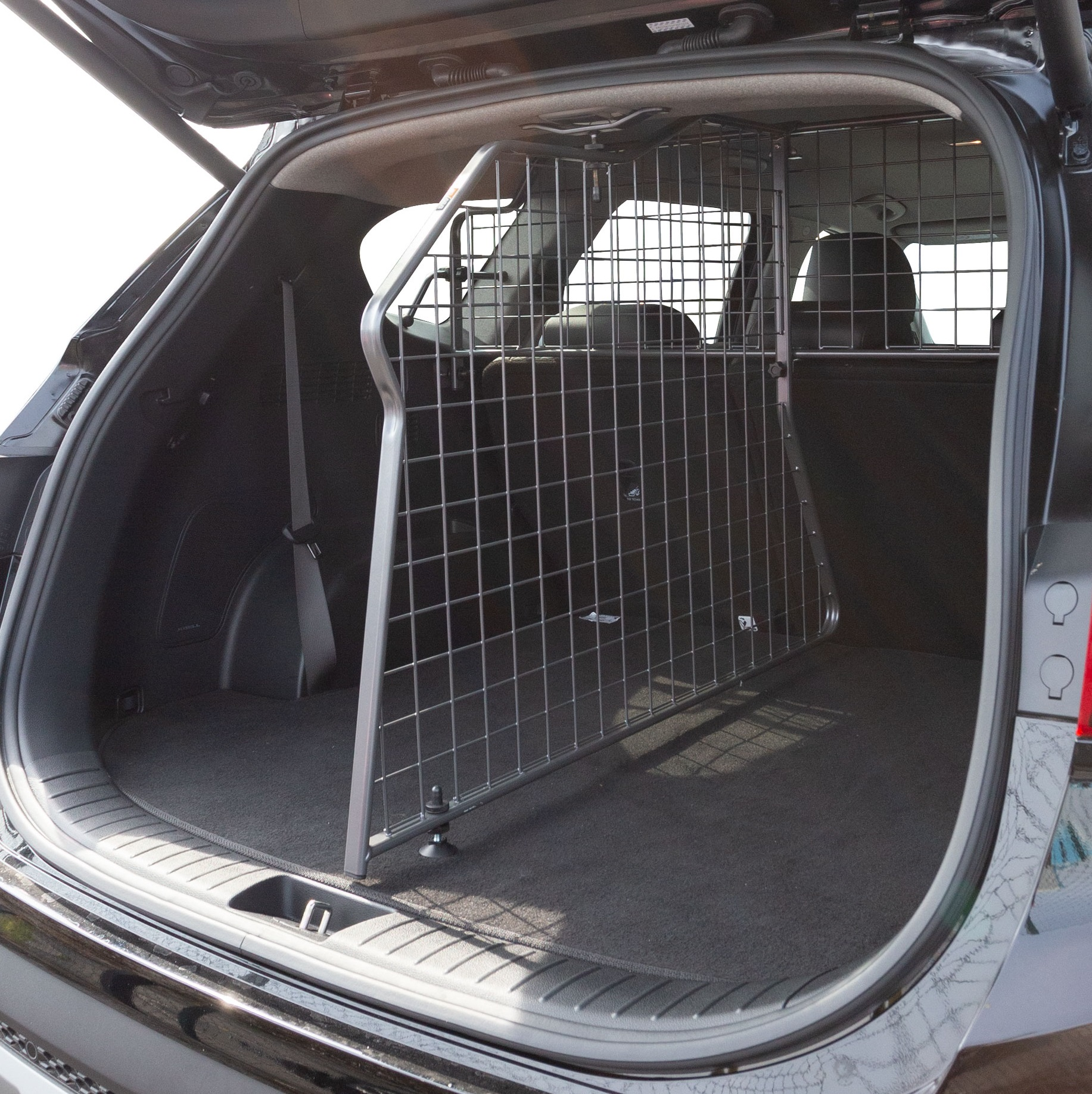 Kofferraum Trenngitter Hyundai Santa Fe Tm Ab 2018 Dioma
