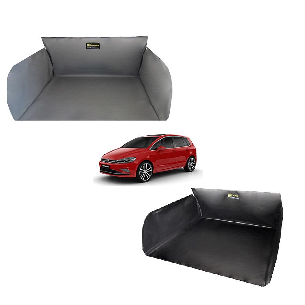 kofferraumschutz i kofferraumwanne vw golf sportsvan ab 2014. Black Bedroom Furniture Sets. Home Design Ideas