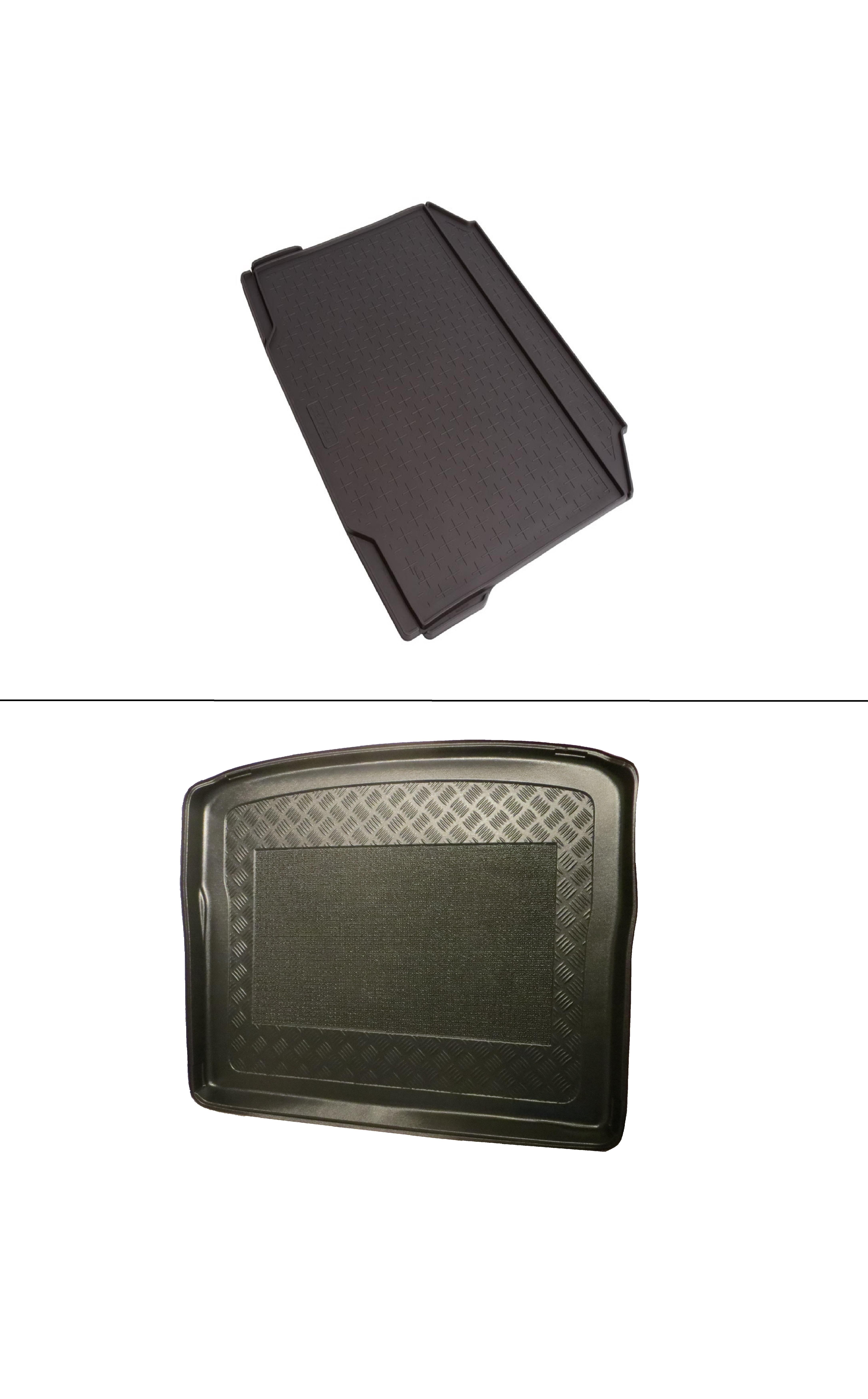 kofferraumwanne kofferraummatte skoda yeti ab 2009. Black Bedroom Furniture Sets. Home Design Ideas