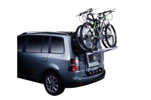 thule backpac 973 vw t6 fahrradtr ger heckklappe. Black Bedroom Furniture Sets. Home Design Ideas