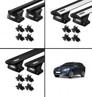 Thule Dachträger Volvo XC60 2008-2017