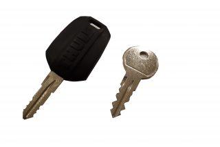 Thule Schlüssel N015 N 015 Ersatzschlüssel für Heckträger Dachboxen Dachträger