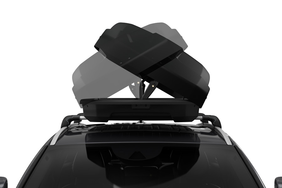 dachbox thule force xt xl schwarz matt black aeroskin dioma. Black Bedroom Furniture Sets. Home Design Ideas